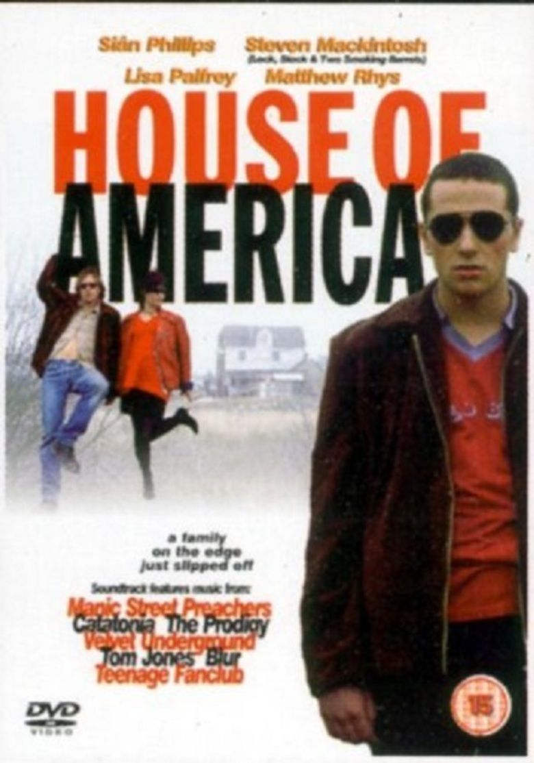 House of America movie poster