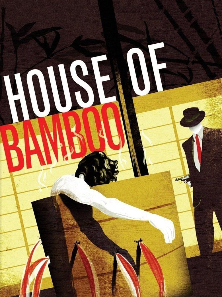 House of Bamboo movie poster