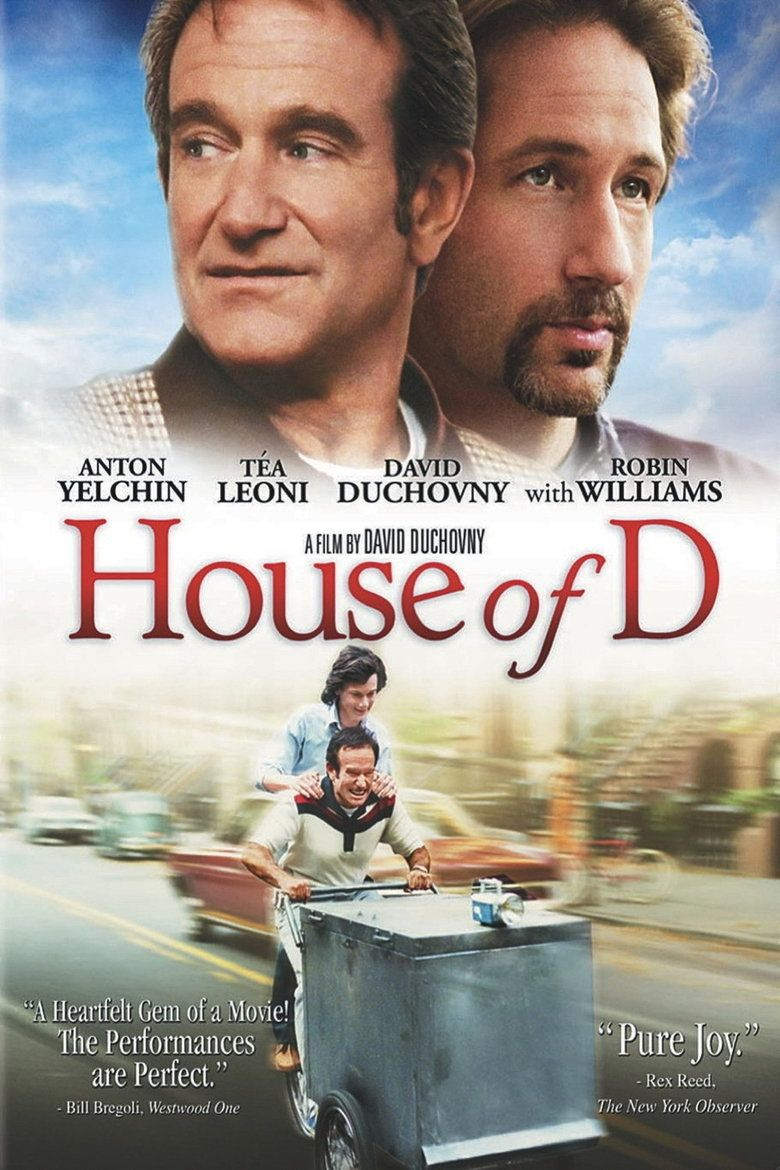 House of D movie poster