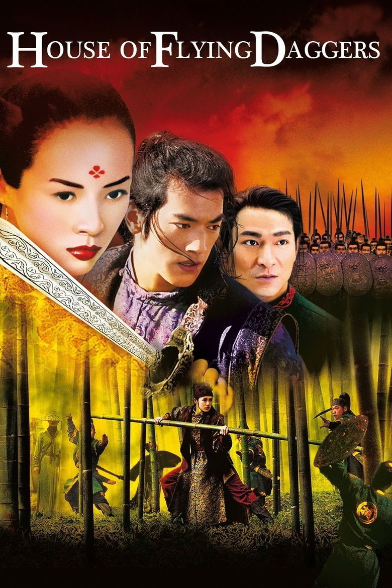House of Flying Daggers movie poster