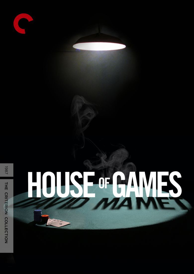 House of Games movie poster