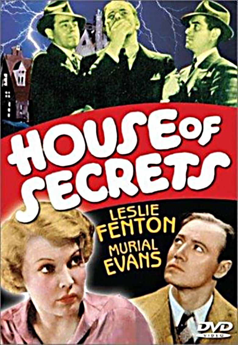 House of Secrets (1936 film) movie poster