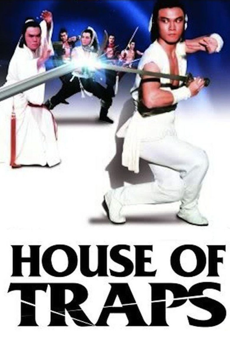House of Traps movie poster