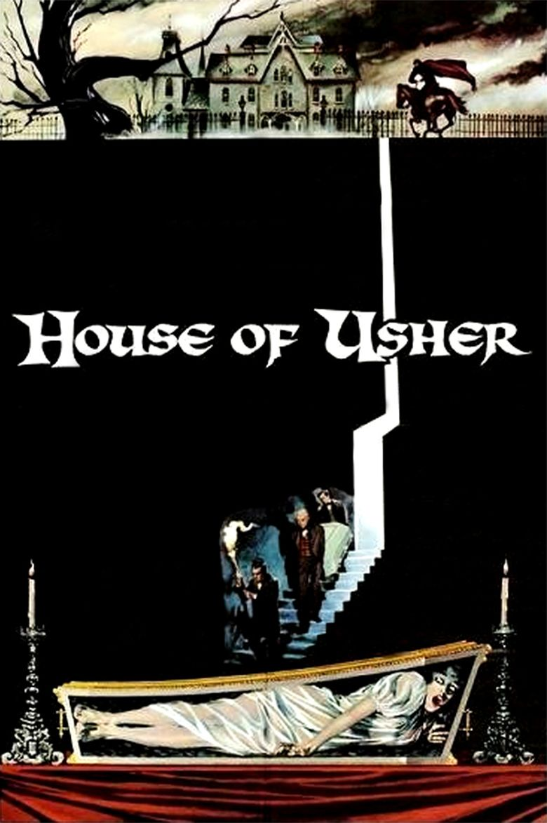 The Fall Of The House Of Usher 1960