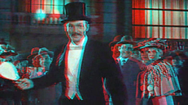 House of Wax (1953 film) movie scenes