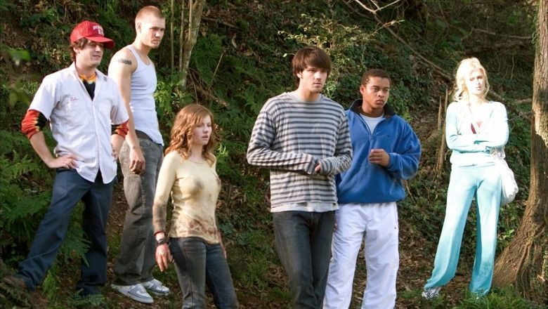 House Of Wax 2005 Cast