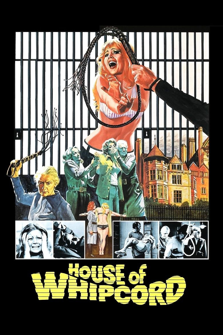 House of Whipcord movie poster