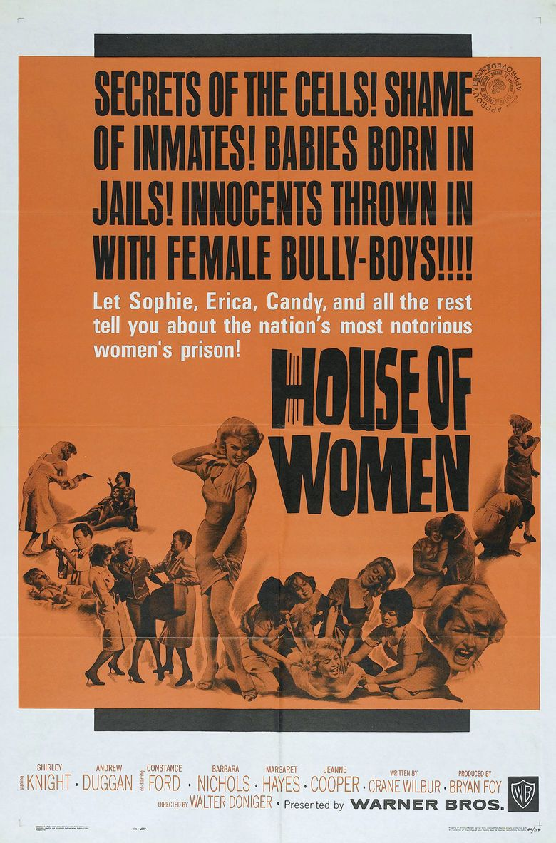 House of Women movie poster