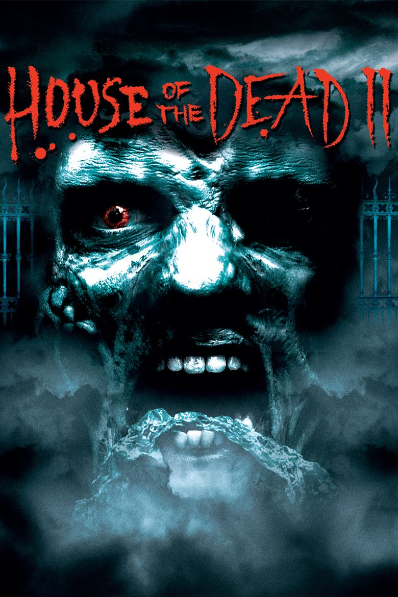 House of the Dead 2 (film) movie poster