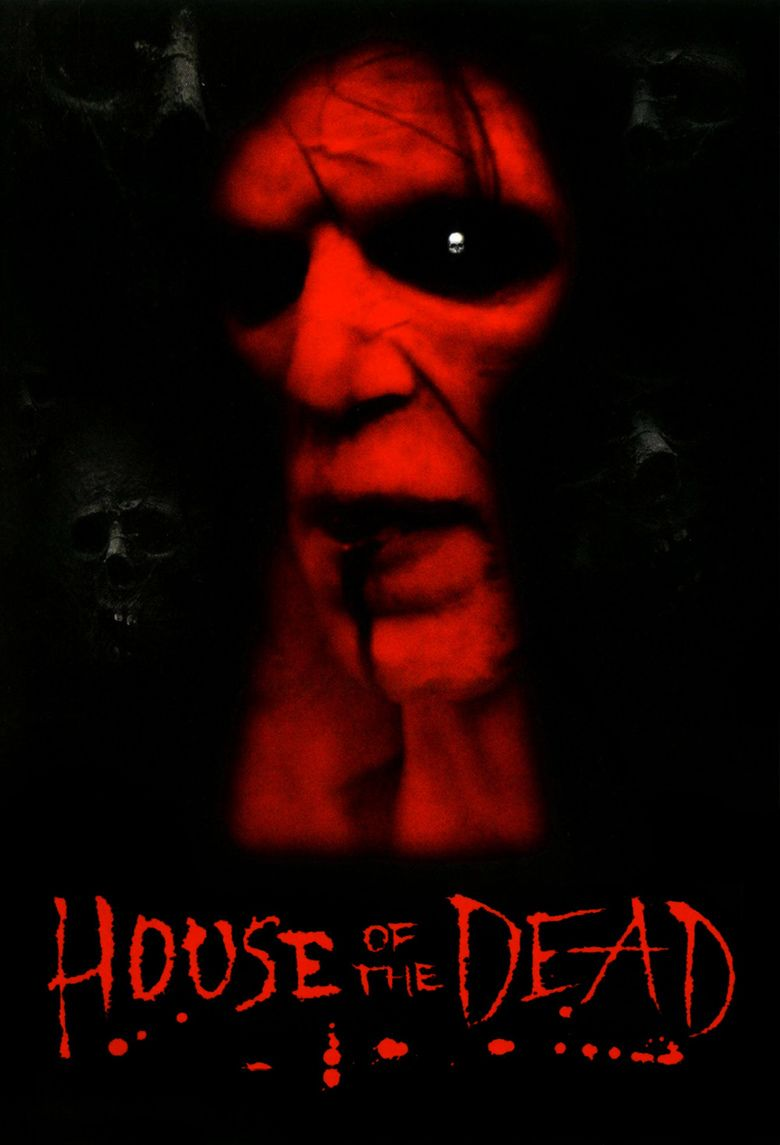 House of the Dead (film) movie poster