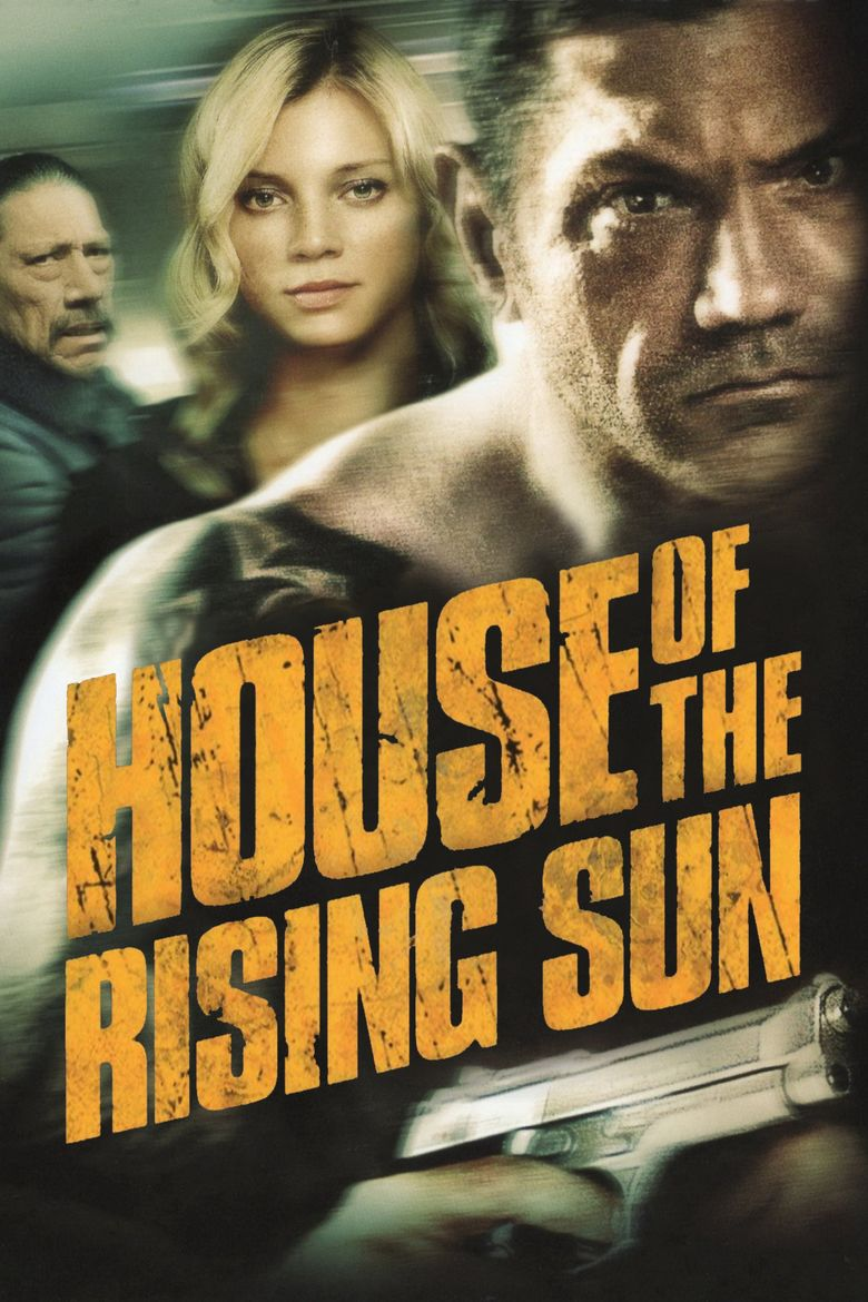 House of the Rising Sun (film) movie poster