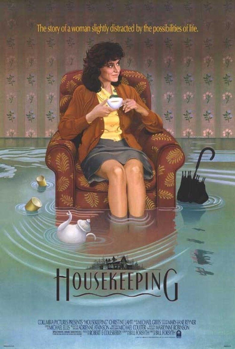 Housekeeping (film) movie poster