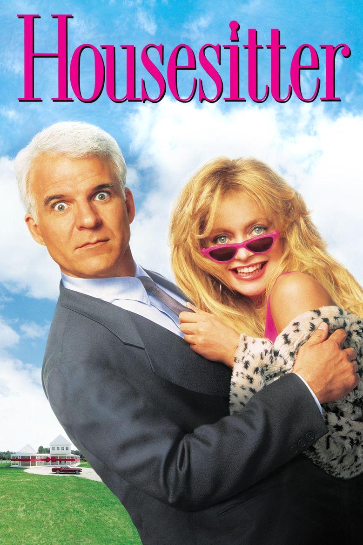 Housesitter movie poster