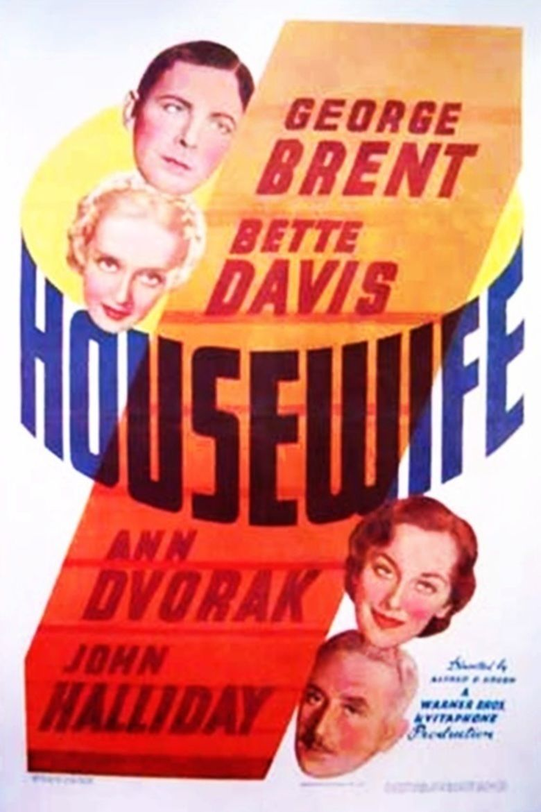 Housewife (film) movie poster