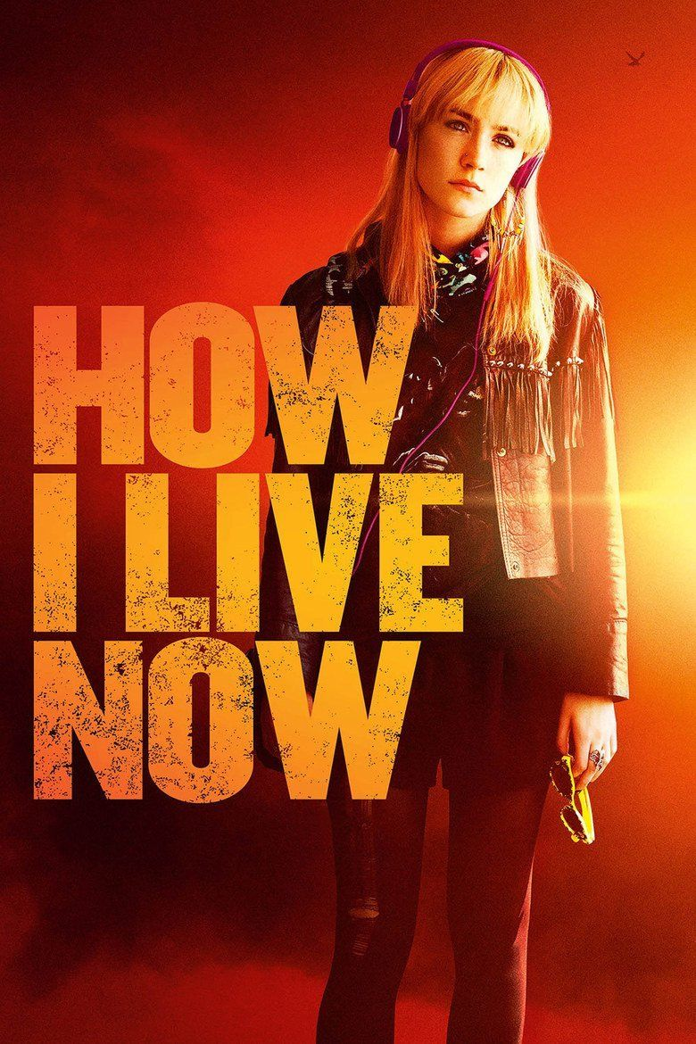 How I Live Now (film) movie poster