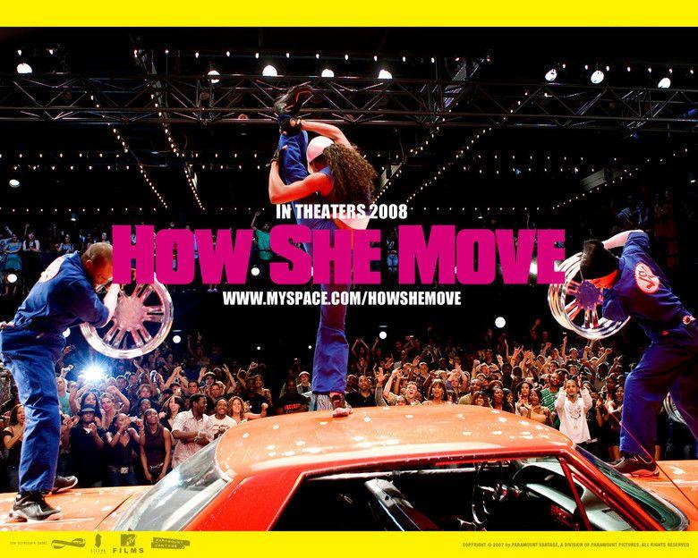 How She Move movie scenes