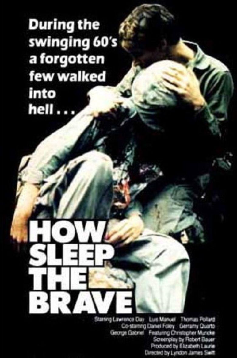How Sleep the Brave movie poster