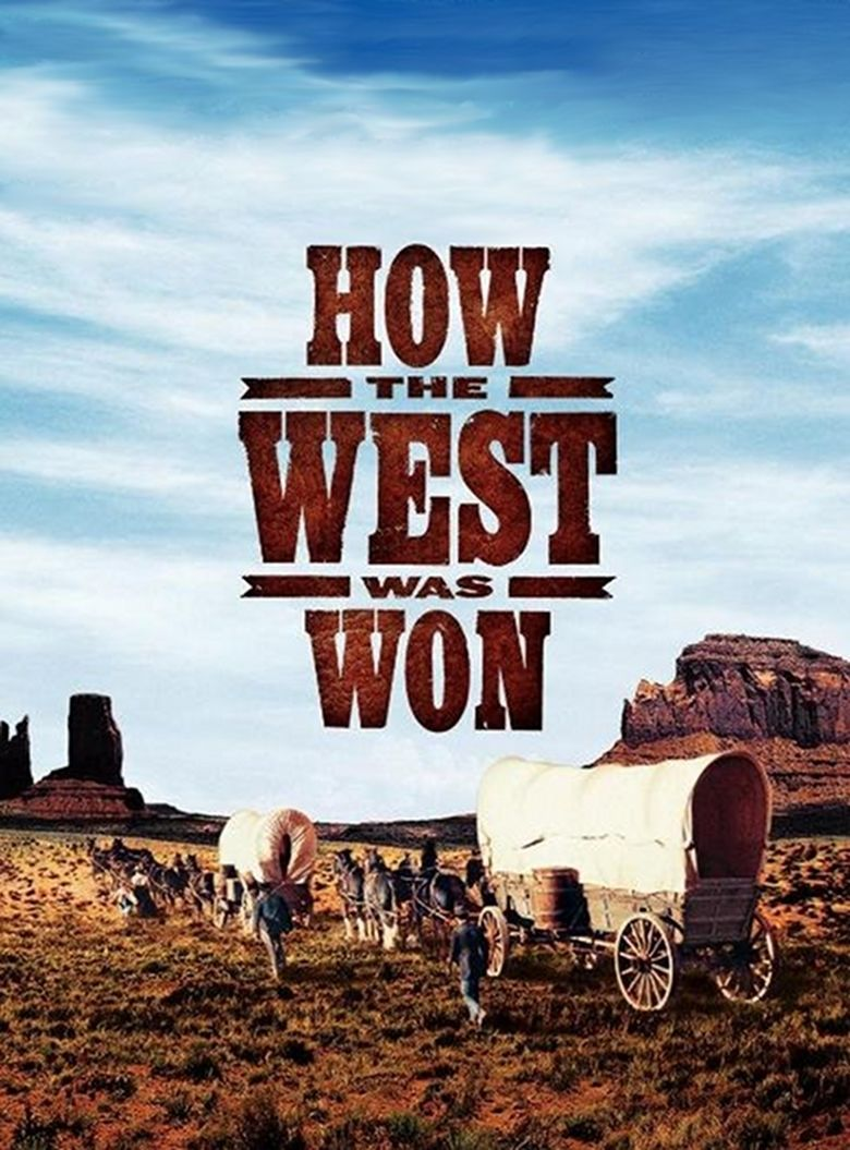 How the West Was Won (film) movie poster