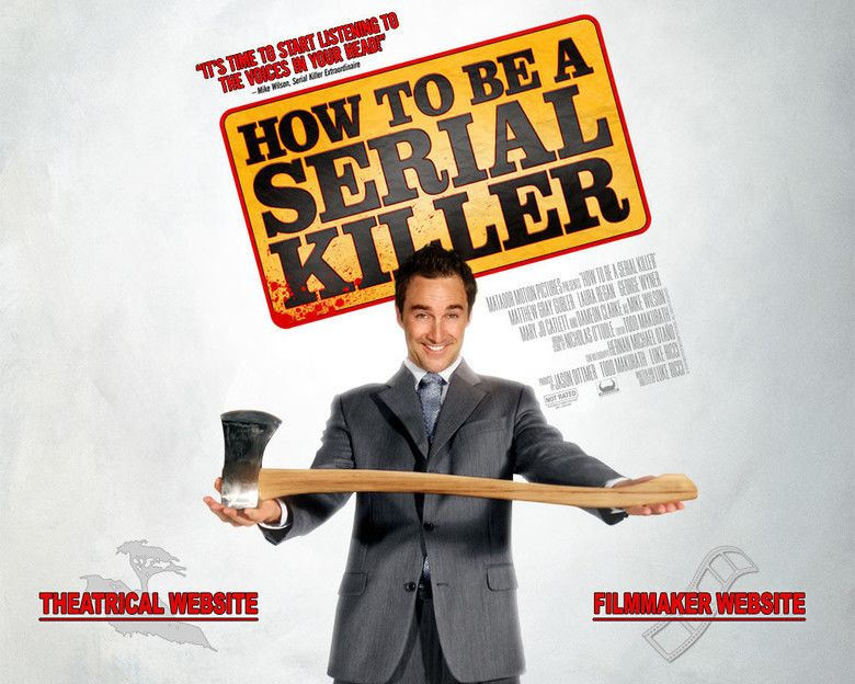 How to Be a Serial Killer movie scenes
