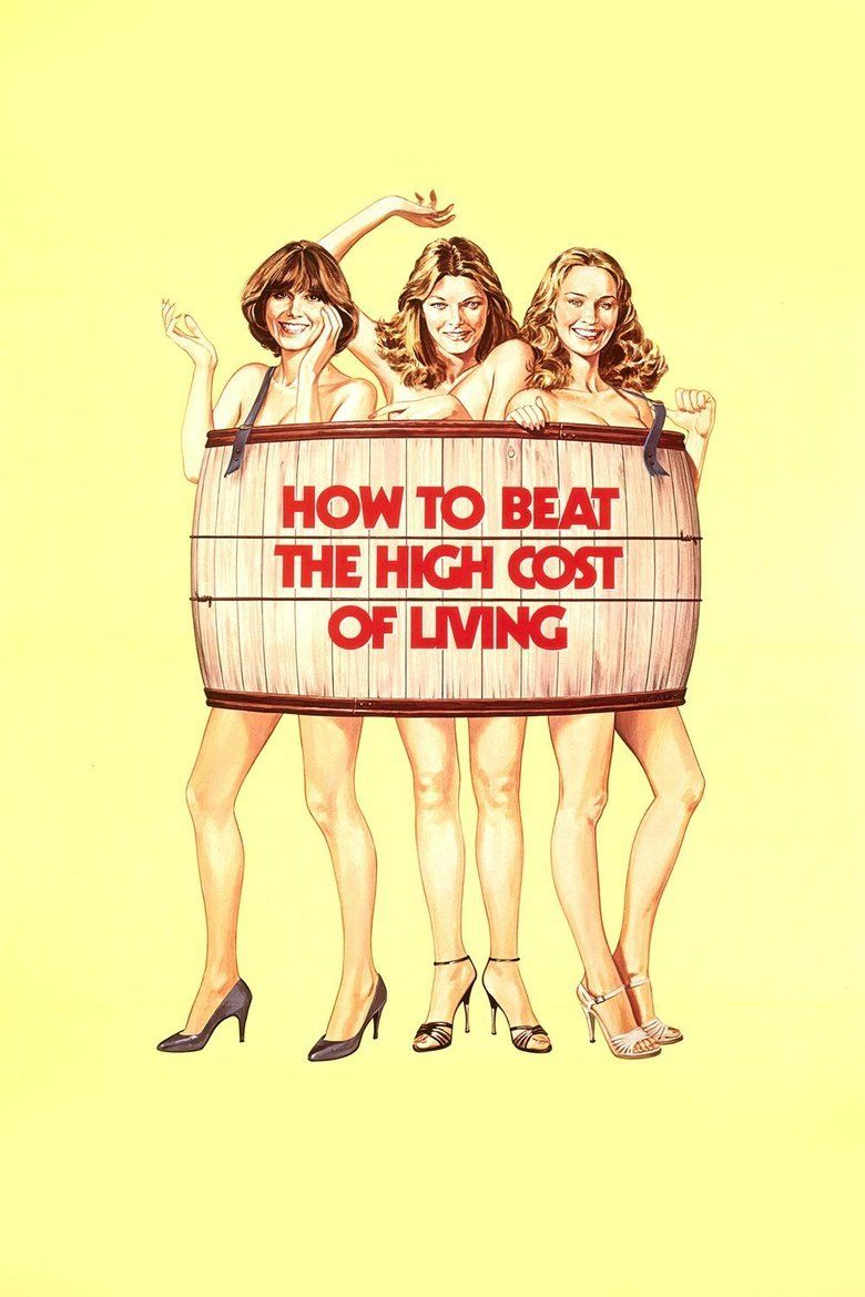How to Beat the High Cost of Living movie poster