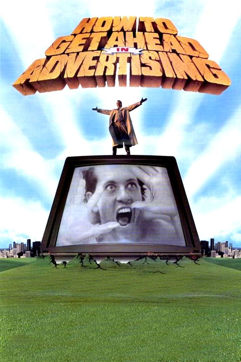 How to Get Ahead in Advertising movie poster