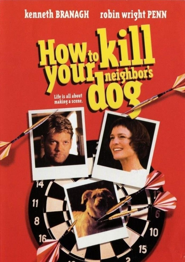How to Kill Your Neighbors Dog movie poster