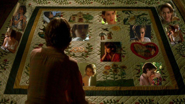 How to Make an American Quilt movie scenes