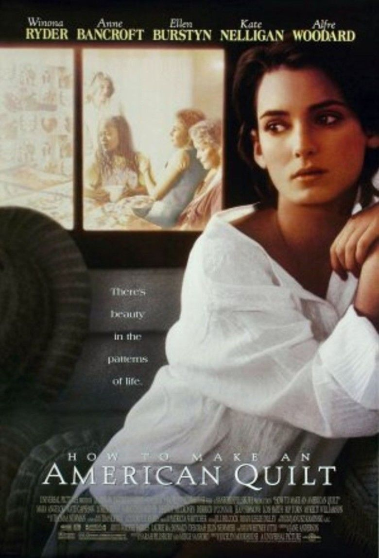 How to Make an American Quilt movie poster