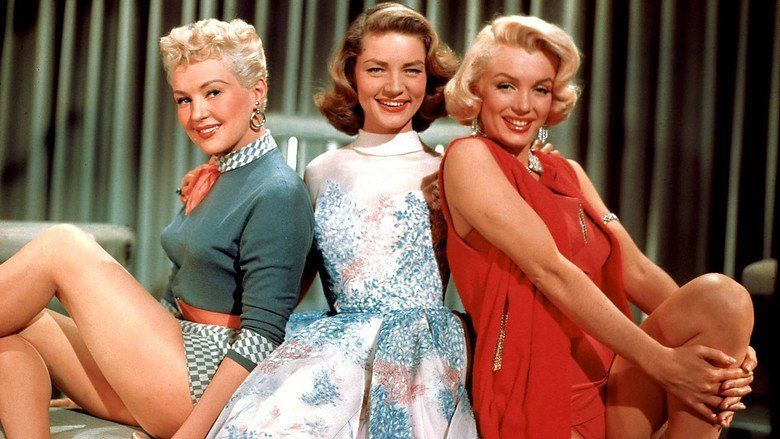 How to Marry a Millionaire movie scenes