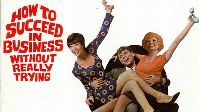 How to Succeed in Business Without Really Trying (film) movie scenes