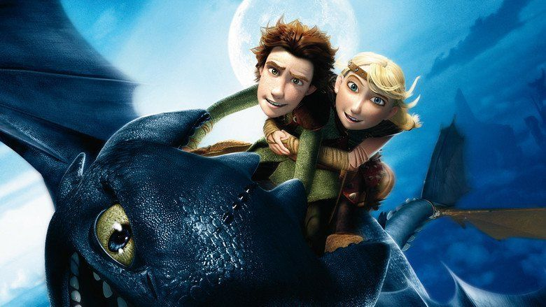 How to Train Your Dragon (film) movie scenes