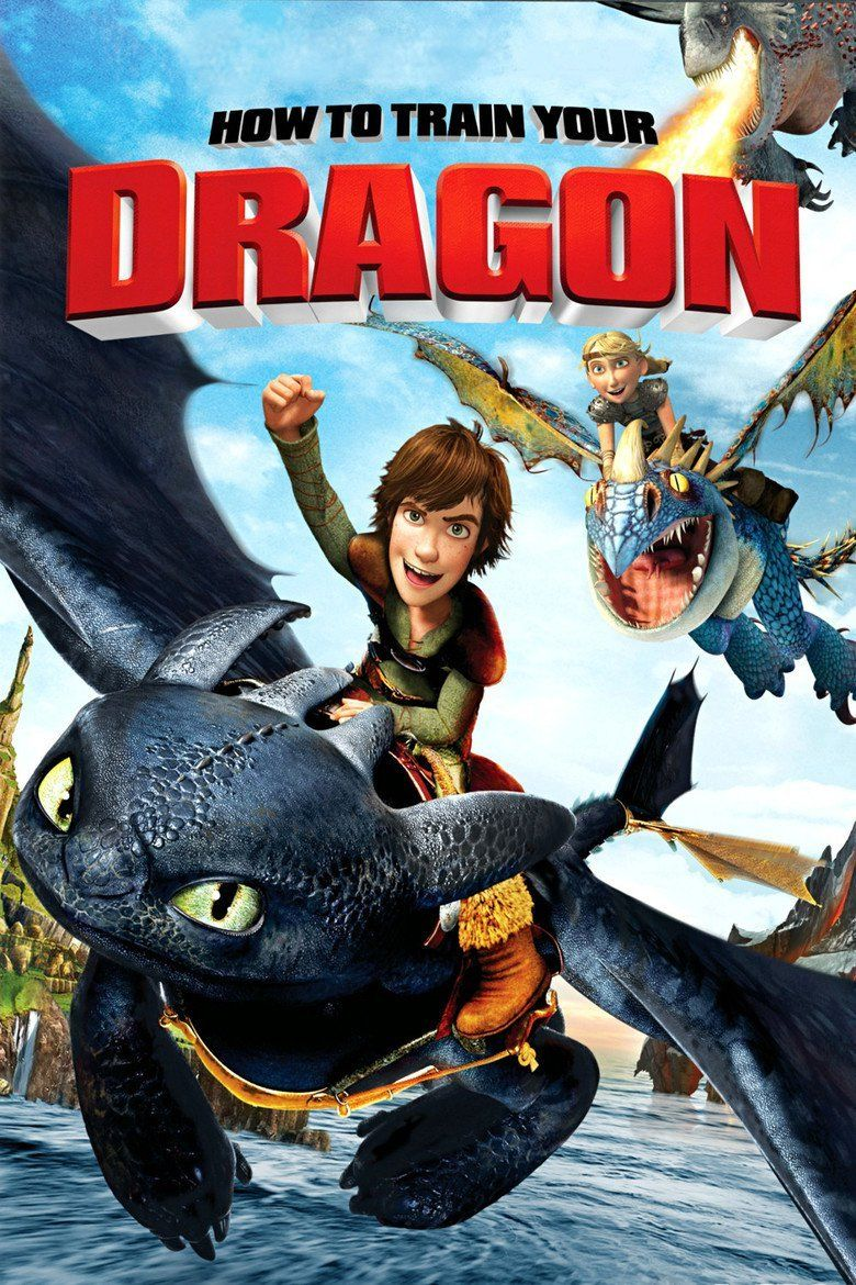 How to Train Your Dragon (film) movie poster