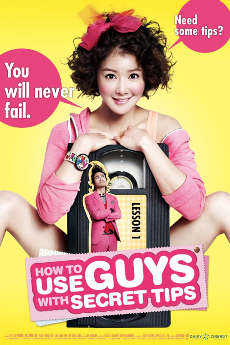 How to Use Guys with Secret Tips movie poster