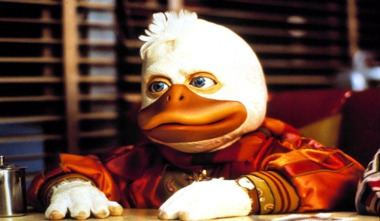 Howard the Duck (film) movie scenes