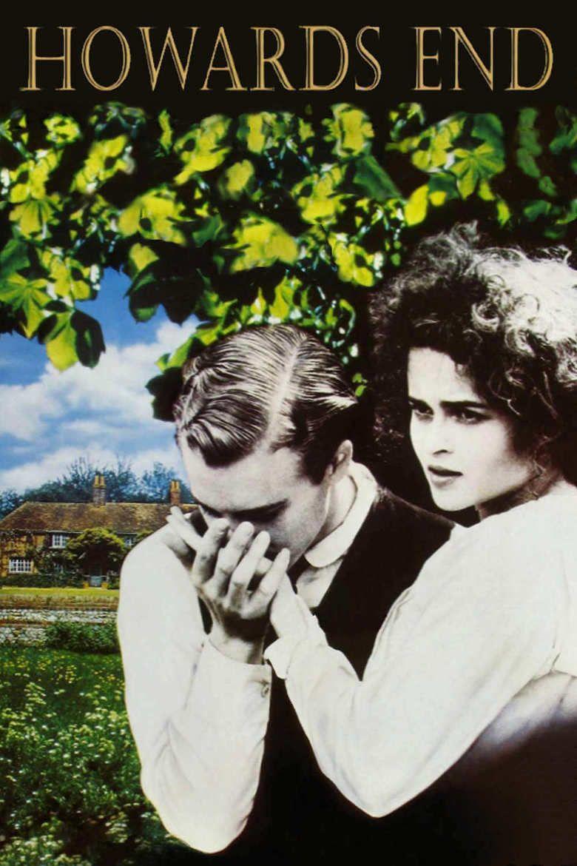 Howards End (film) movie poster