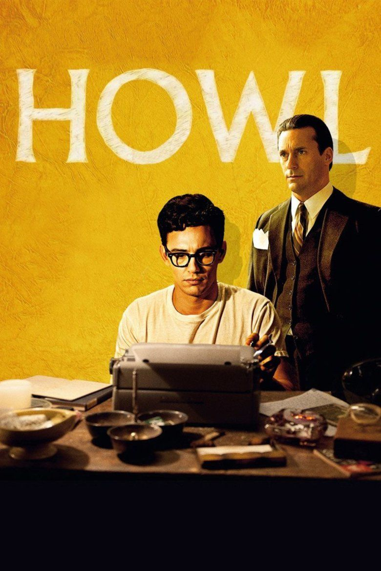 Howl (film) movie poster