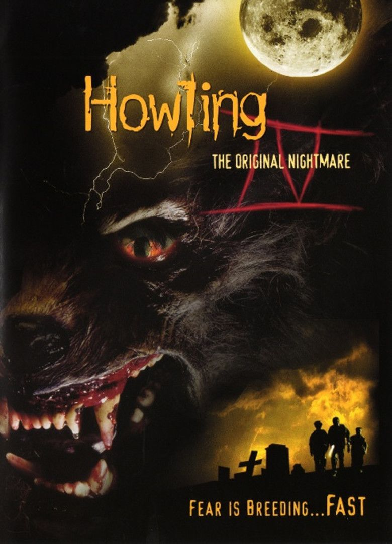 Howling IV: The Original Nightmare movie poster