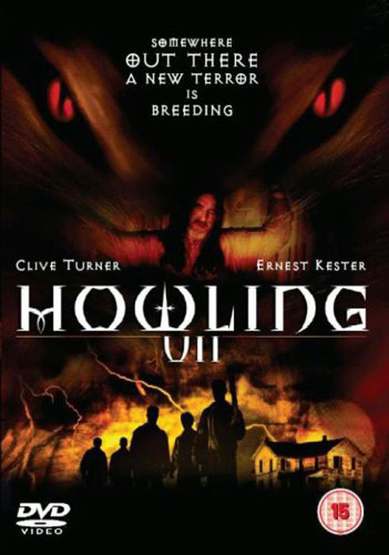 Howling: New Moon Rising movie poster