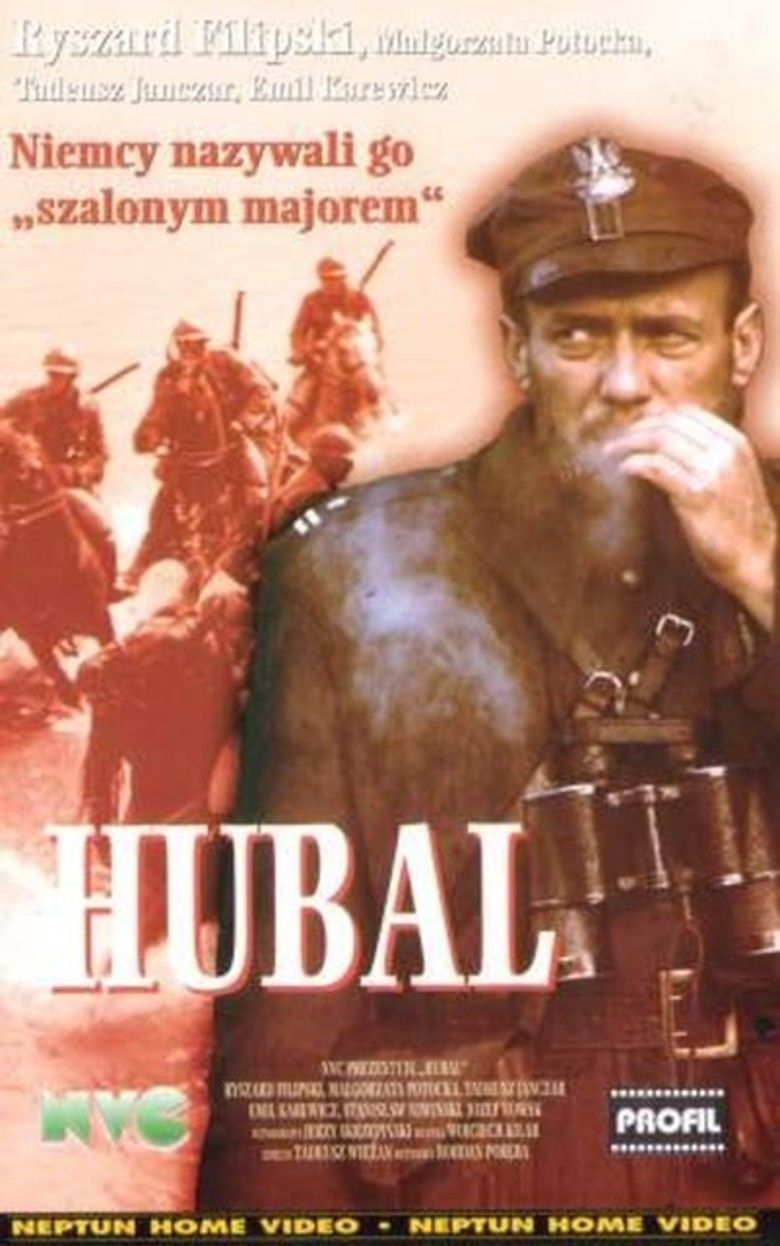 Hubal (film) movie poster