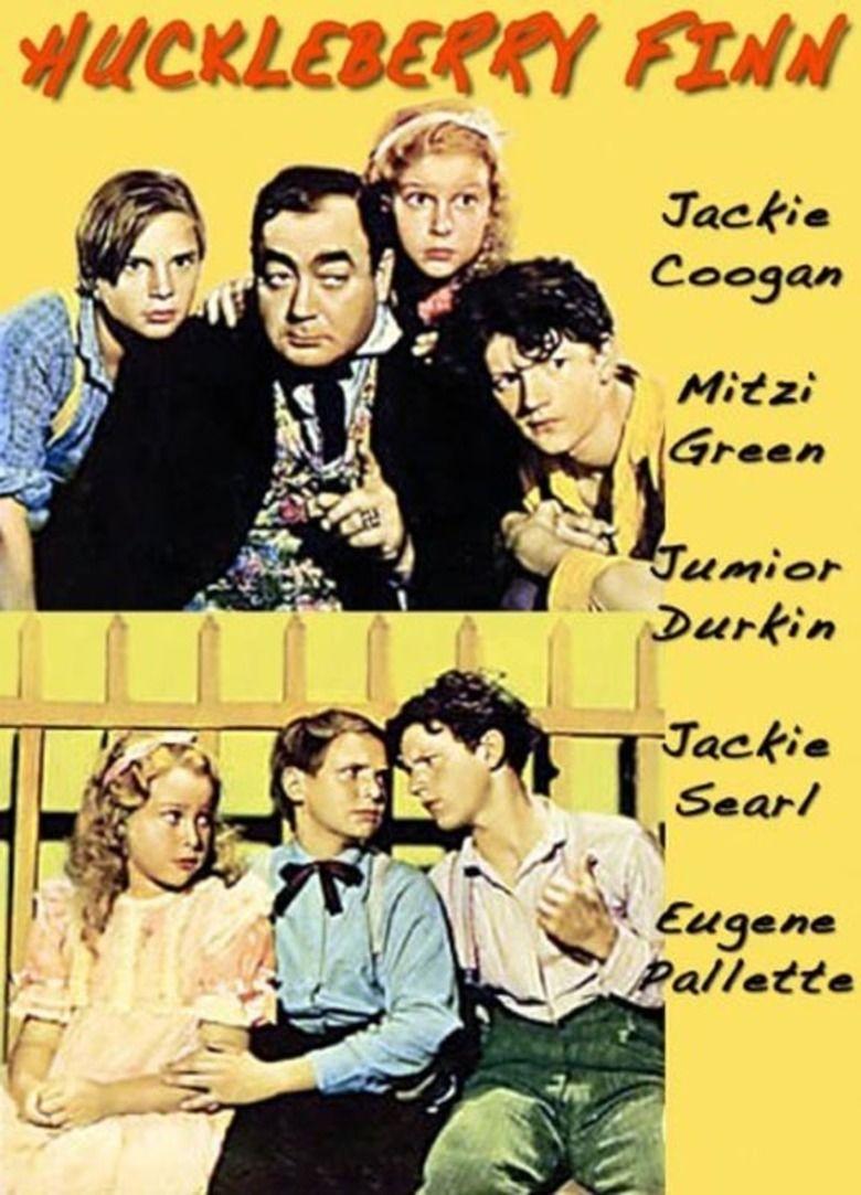 Huckleberry Finn (1931 film) movie poster