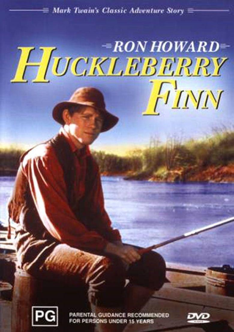 Huckleberry Finn (1975 film) movie poster