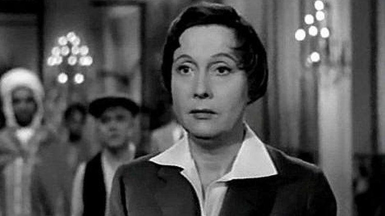 Huis clos (1954 film) movie scenes