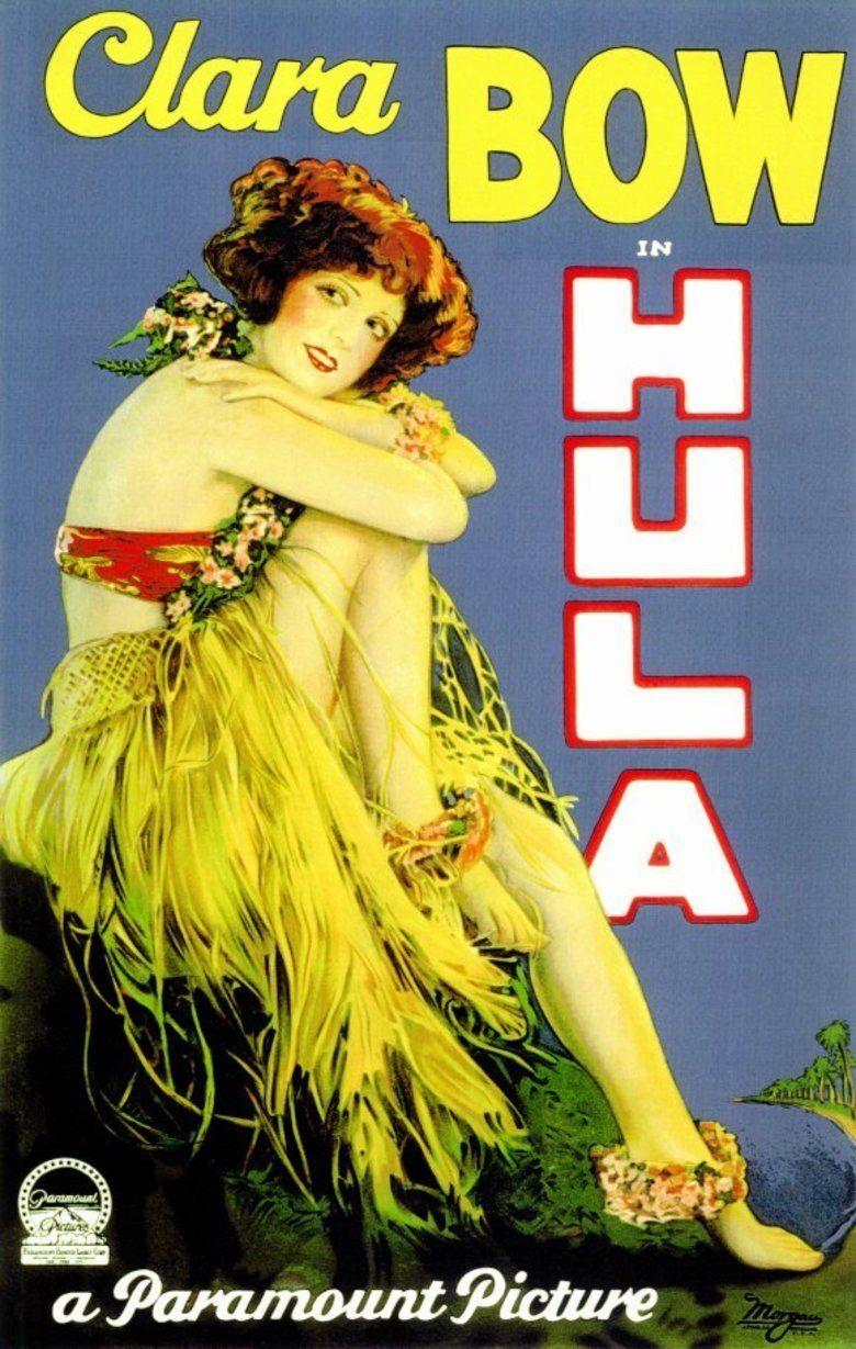 Hula (film) movie poster