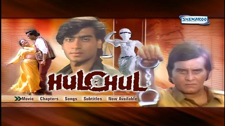 Hulchul (1995 film) movie scenes