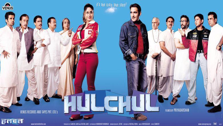 Hulchul (2004 film) movie scenes
