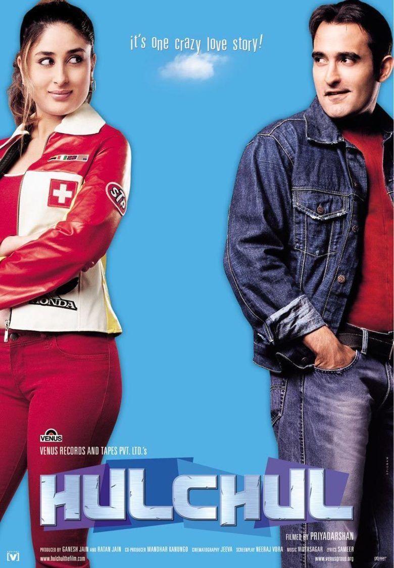 Hulchul (2004 film) movie poster