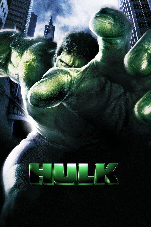 Hulk (film) movie poster