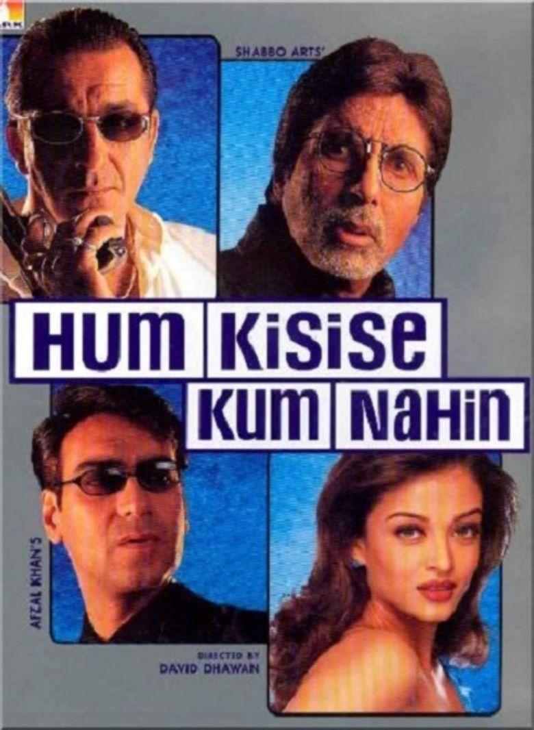Hum Kisise Kum Nahin (2002 film) movie poster