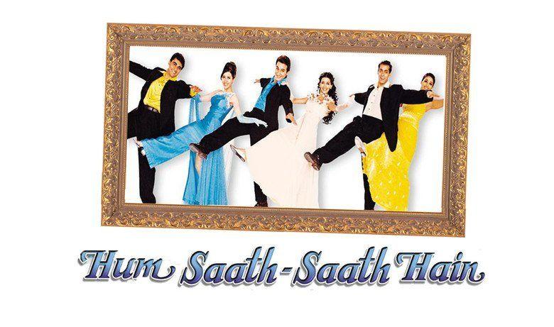 Hum Saath Saath Hain movie scenes