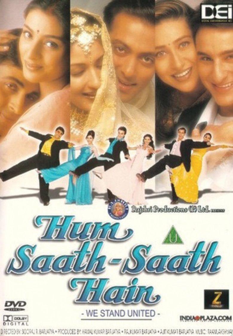 Hum Saath Saath Hain movie poster